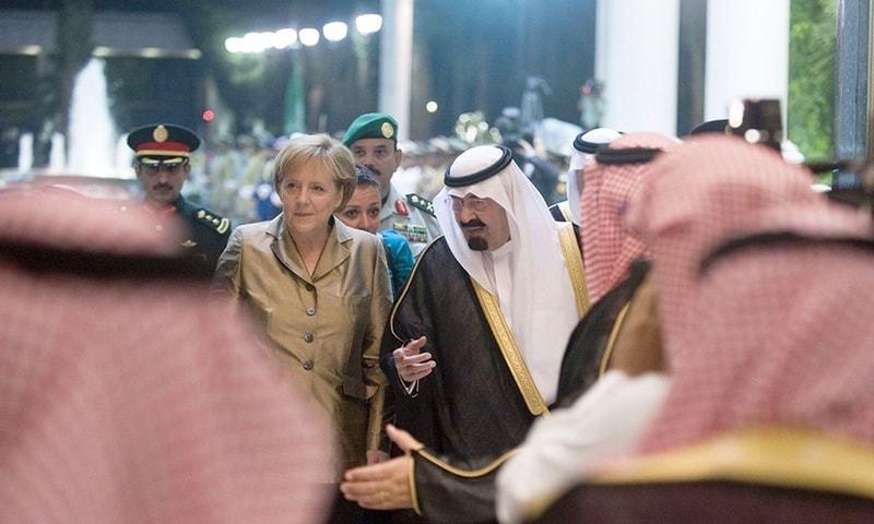 Германия пересмотрит тактику поставки оружия в Саудовскую Аравию