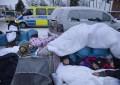 В Стокгольме расистская группа напала на мигрантов