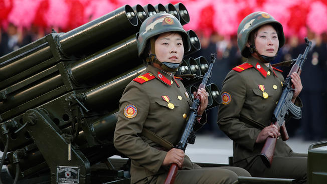 Власти Северной Кореи арестовали американского студента