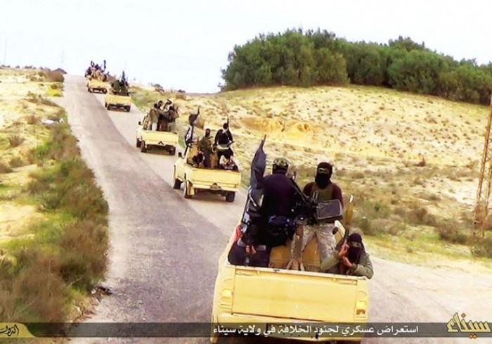 На Синайском полуострове произошел теракт