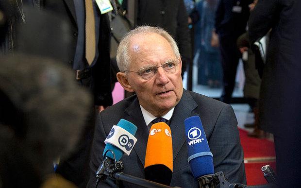 Немецкий министр финансов предложил ввести дополнительный налог на бензин