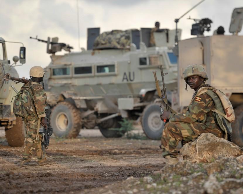 Боевики исламистких группировок напали на базу Африканского союза