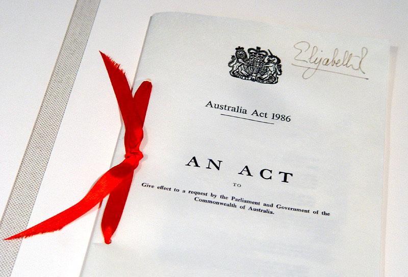Новые законы австралийских штатов