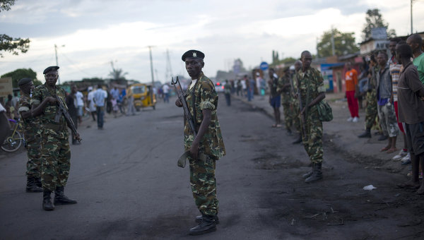 Оппозиция Бурунди призвала АС ввести войска