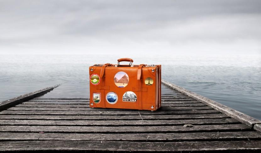 Сконструирован чемодан «ходящий» за хозяином