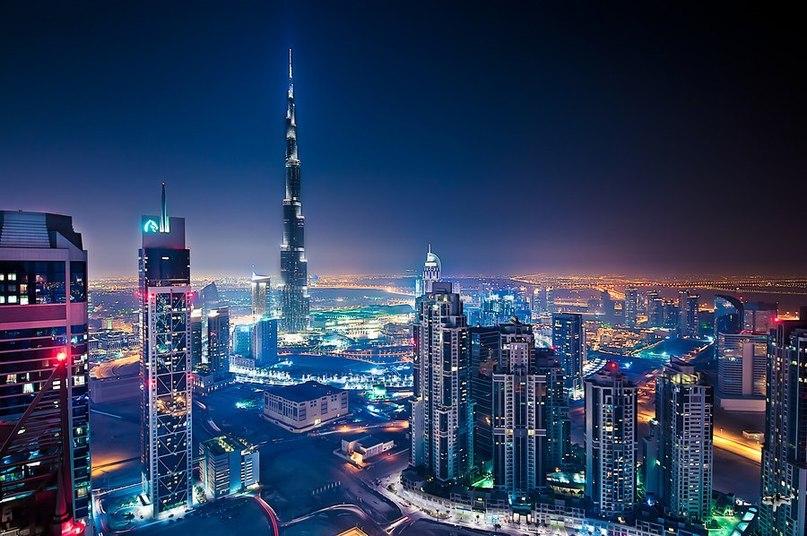 Дубай стал по настоящему туристическим центром