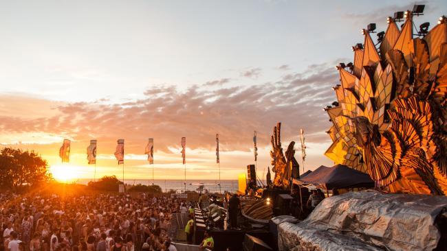 На Южном пляже прошел музыкальный фестиваль