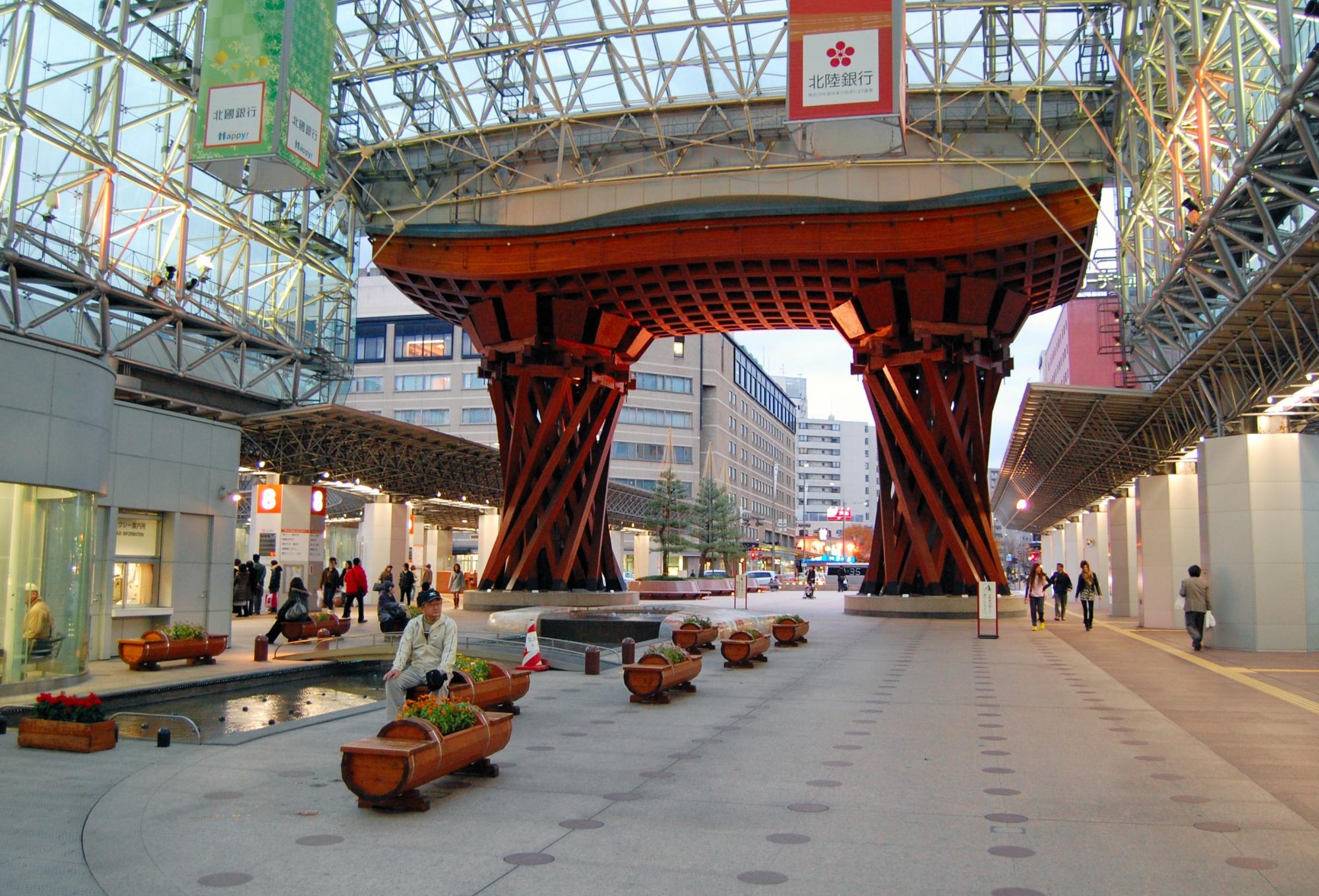 Канадзава, Япония