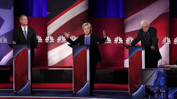 Дискуссия между демократами в США: Вопрос контроля над огнестрельным оружием и здравоохранение