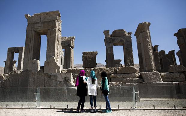 В Иране пройдет марафон по историческим местам