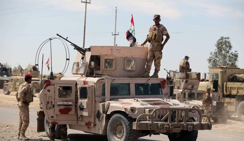 В Ираке пропало трое граждан США