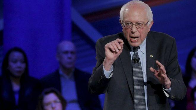 Дебаты в США продолжаются: Клинтон VS Сандерс