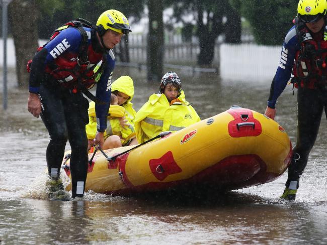 Новый Южный Уэльс терпит бедствие