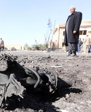 ИГИЛ взял на себя ответственность за самоподрыв в Ливии