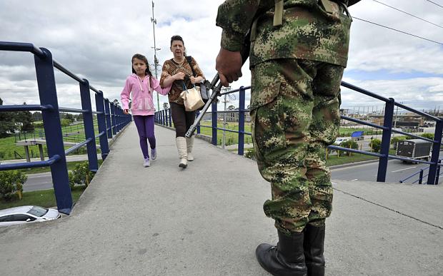 ООН контролирует завершения конфликта между Боготой и ФАРК