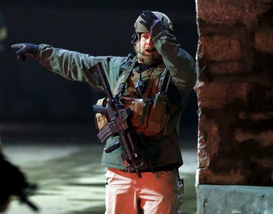 Талибан провел еще один террористический акт на базу в Кабуле