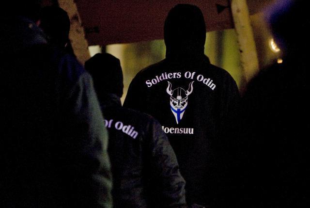 В Финляндии активизировалась деятельность организации «Солдаты Одина»