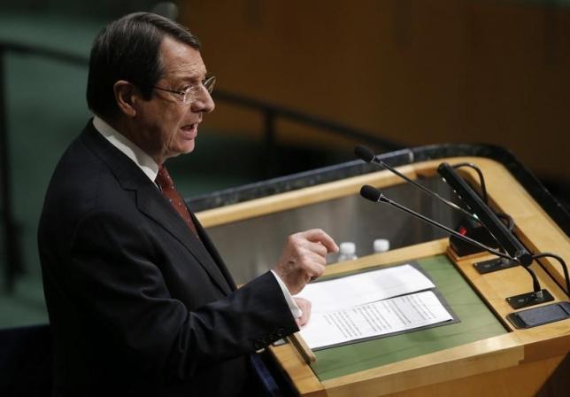 Лидеры Кипра выступят совместно на форуме в Давосе