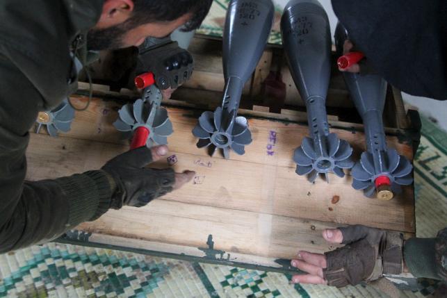 Исламское государство продолжает сдавать позиции в Сирии
