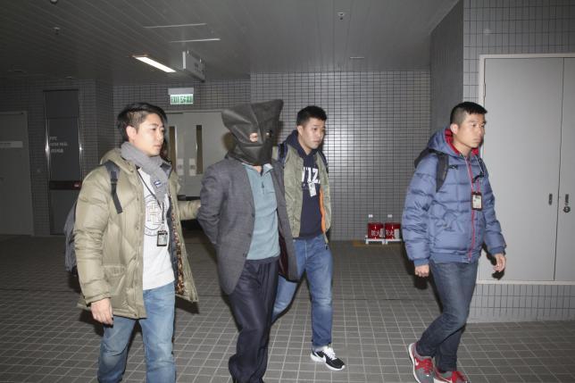 В Гонконге задержан преступник из Америки: начат процесс экстрадиции