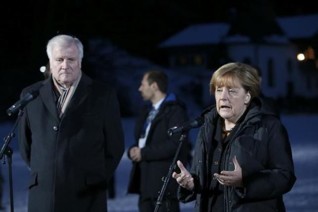 Политический авторитет Ангелы Меркель уменьшается