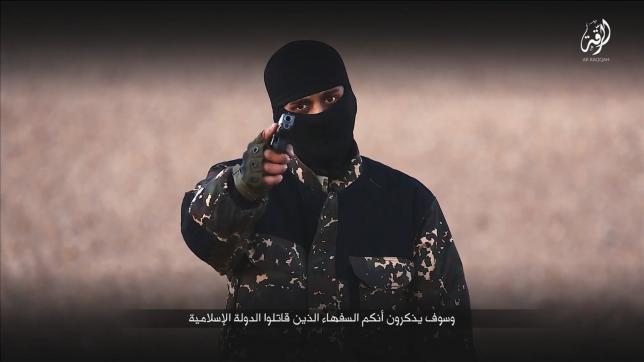 В сеть попало видео, угрожающее стабильности Англии со стороны ИГ