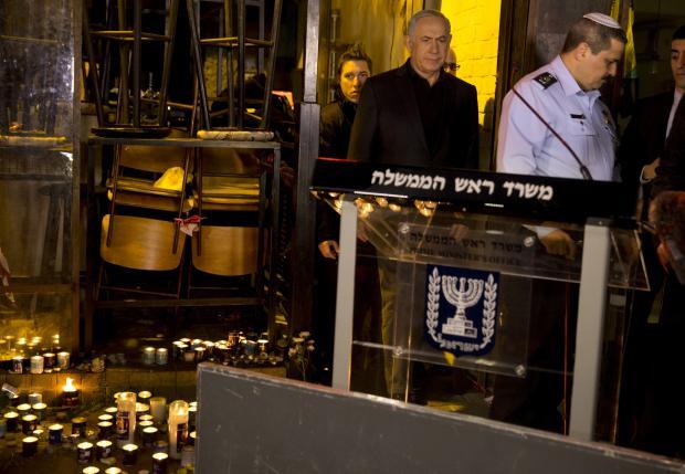 В одном из центральных баров Тель-Авива произошла стрельба