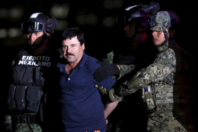 В Мексике схвачен лидер наркокартеля Синалоа