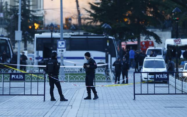 В Стамбуле террорист-смертник атаковал туристов из Германии
