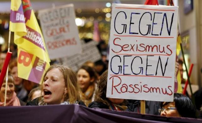 В Берлине зарегистрировано массовое нападение на женщин
