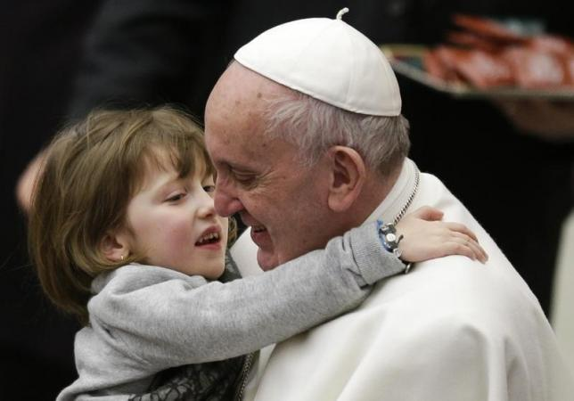 Глава Католической церкви призывает экономическую элиту заботиться о бедных