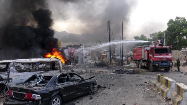 В йеменском городе Аден произошел теракт