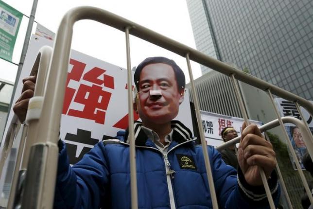 В Гонконге похищен пятый продавец книг
