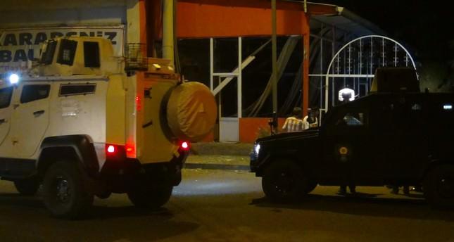 Турецкий офицер убит на юго-востоке Турции