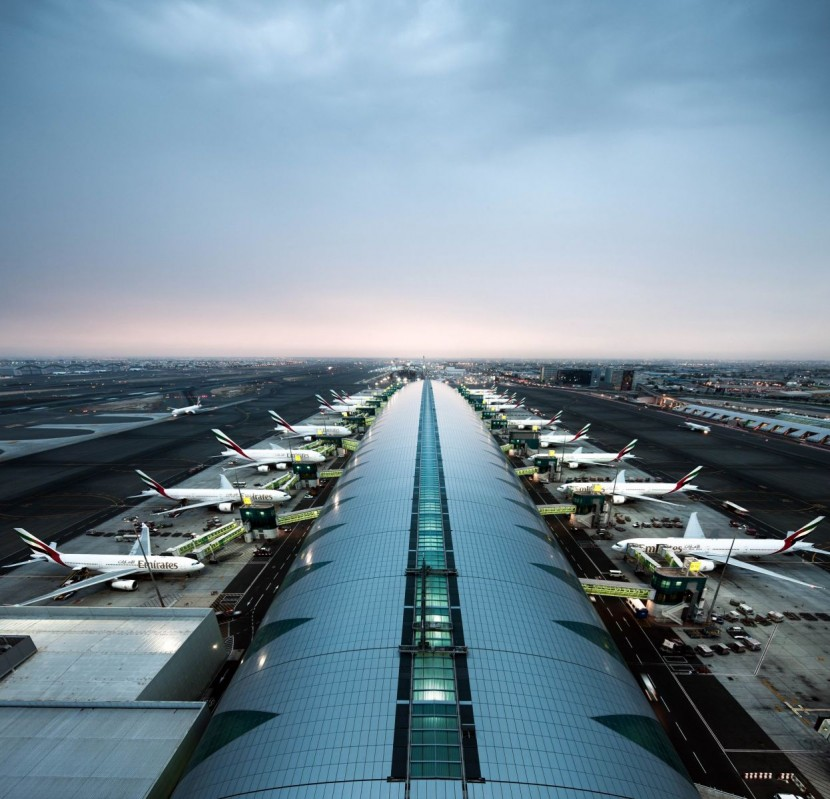 Дубайский аэропорт расширит пропускную способность