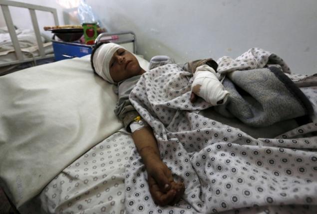 Вблизи здания министерства обороны Афганистана произошел теракт
