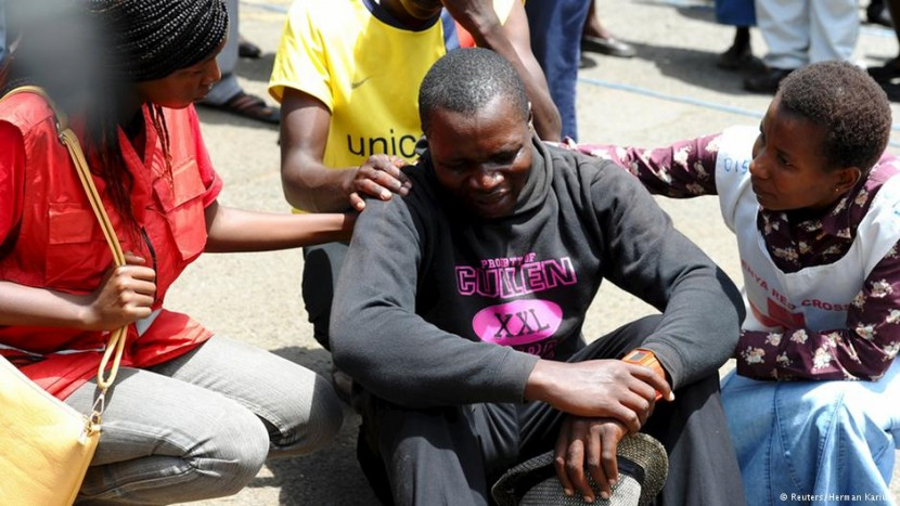 38 студентов травмировались из-за массовой паники