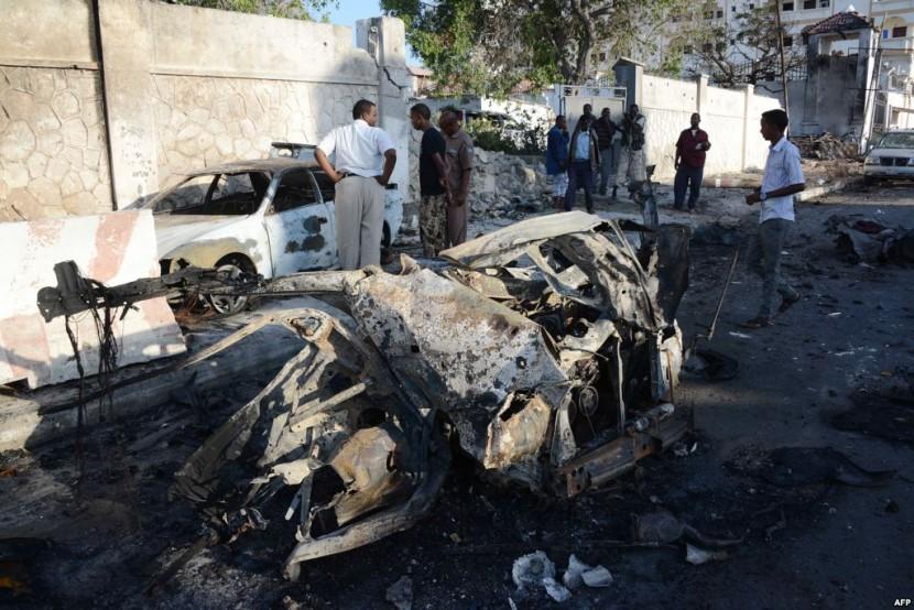 Аль-Шабаб организовал ужасный теракт