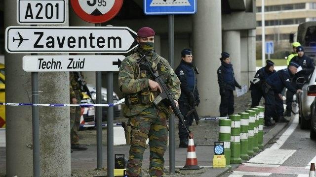Аэропорт Брюсселя постепенно восстанавливает свою работу