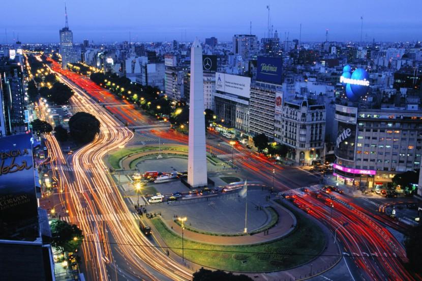 Аргентина рада расширению морских границ