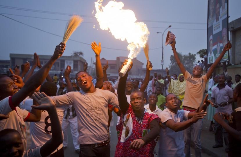 Оппозиция Нигерии готова к диалогу