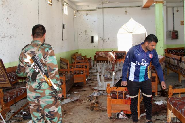 В Ираке произошел двойной теракт