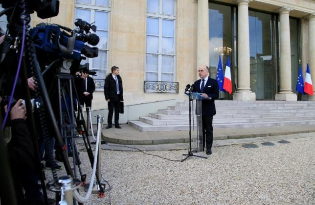 Франция отказала во въезде 10 тысячам человек