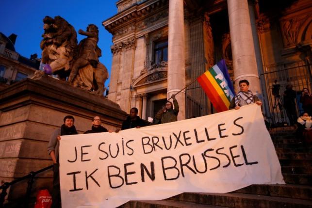 В Бельгии ищут еще одного подозреваемого