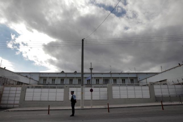 Афины столкнулись с критикой своего тюремного режима