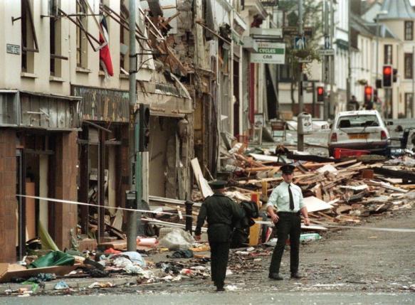 Дело о взрыве в ирландском городе Ома возобновлено
