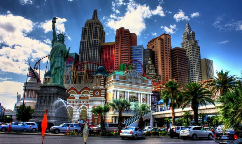 В Лас-Вегасе определили лучшие туристические бренды