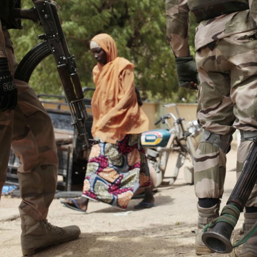 Нигерия и Франция укрепляют военное сотрудничество