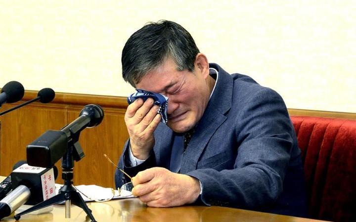 Северная Корея посадила гражданина США