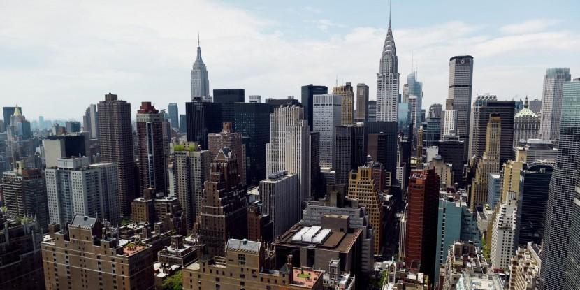 Полиция Нью-Йорка провела масштабную облаву